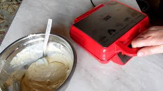 Вафли сливочно - медовые рецепт