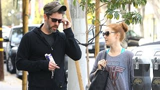 Amy Adams And Darren Le Gallo Asked About Terrorism
