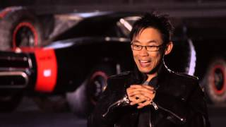 Furious 7: Director James Wan Behind The Scenes Movie Interview