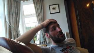 How to stay calm the night before an event - Ironman 70.3 uk Exmoor tomorrow
