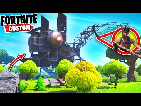 Fortnite The BLOCK HIDE and SEEK 2000 IQ hiding spots.. PLEASE dont find me (Fortnite Creative Mode)