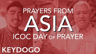 Day of Prayer and Fasting (1): Asian Disciples pray | International Churches of Christ