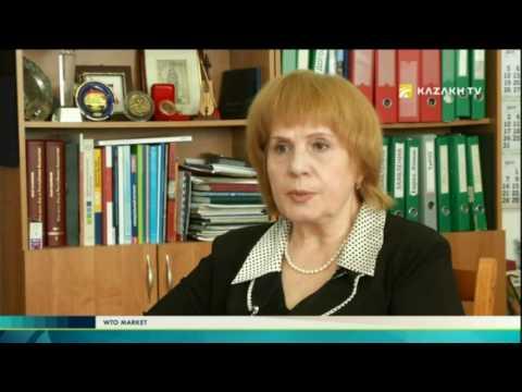 WTO market #4 (22.04.2017) - Kazakh TV