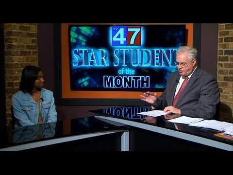 Star Student, Kierra Strong 12/13/2017