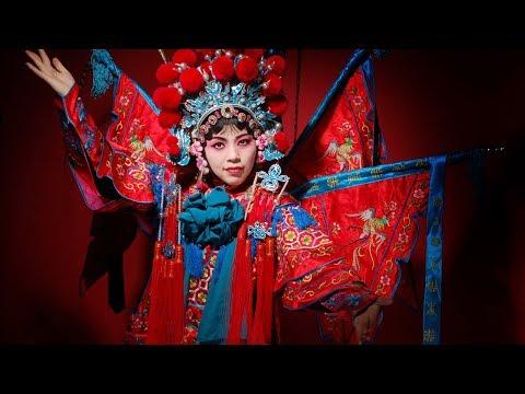 Taipei - Chinese Opera Show at TaipeiEYE