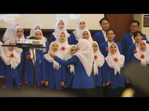 Nuansa Bening - Paduan Suara AKS Ibu Kartini Cover Vidi Aldiano