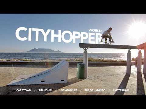 CITYHOPPER WORLD: Sven Boekhorst