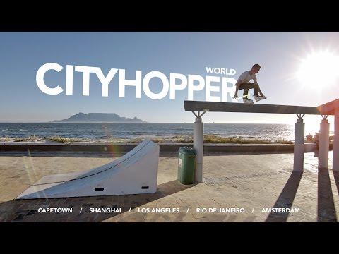 CITYHOPPER WORLD: Sven Boekhorst