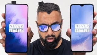 OnePlus 7 Unboxing vs OnePlus 7 Pro