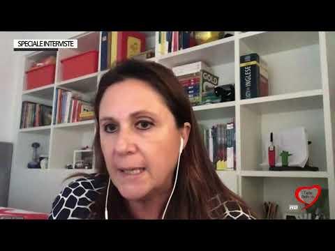 Speciale Interviste 2019/20 Patrizia Del Giudice, pres. commissione pari opportunità regione Puglia