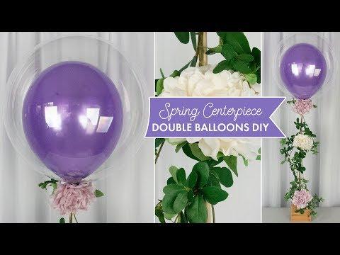 double-balloons-spring-centerpiece-diy-|-balsacircle.com