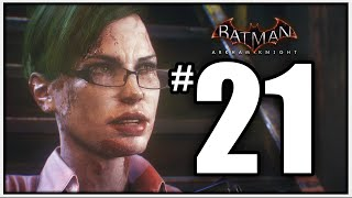 Batman Arkham Knight Walkthrough Part 21 - INFECTED - [Arkham Knight Gameplay 1080p PS4]