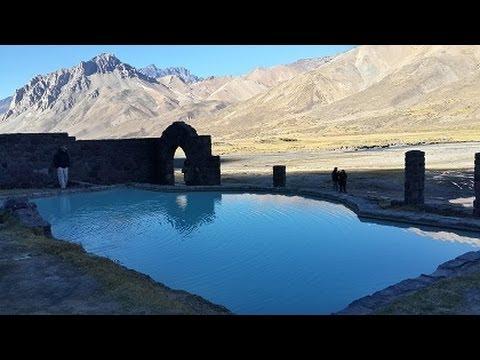 Ruinas Hotel y Termas de El Sosneado - Mendoza