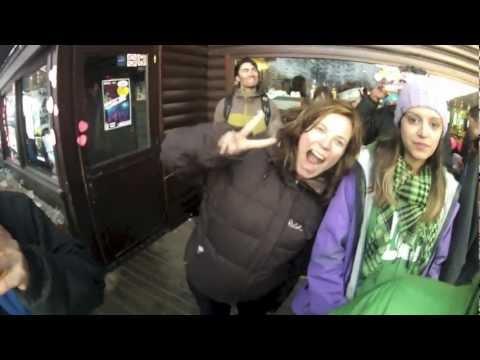 Grandvalira Snowhunter #1 - 5th video (06-03-2013)