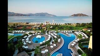 TUI SENSATORI Resort Barut Fethiye 5* - Фетхие - Турция - Полный обзор отеля