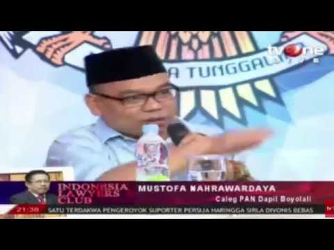 ILC 6 NOV 2018~ MUSTOFA NAHRAWARDAYA, PIDATO PAK PRABOWO ADALAH PIDATO TERBAIK SEPANJANG SEJARAH
