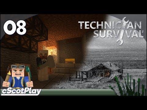 Minecraft KItsu%E2%80%99s Forgecraft Walkthrough tagged