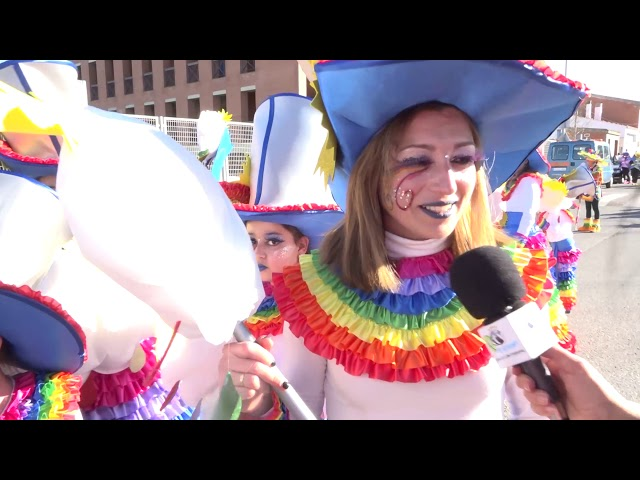 Carnaval Infantil 2020.