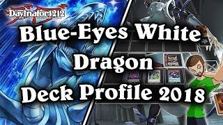 Blue-Eyes White Dragon Yu-Gi-Oh! Deck Profile March 2018