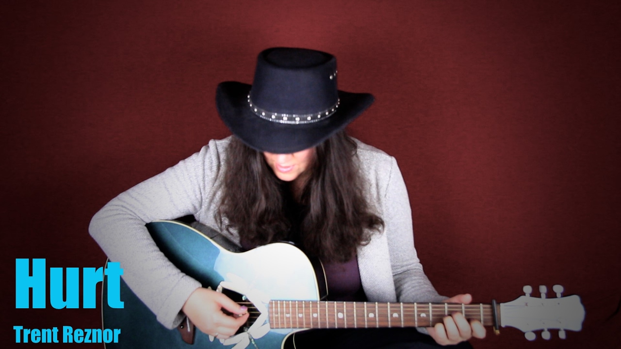 Hurt - Contralto Acoustic Johnny Cash/Nine Inch Nails Cover - YouTube