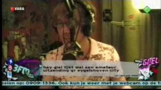3FM Freaknacht Giel Beelen: Veronica 538 prijzencircus