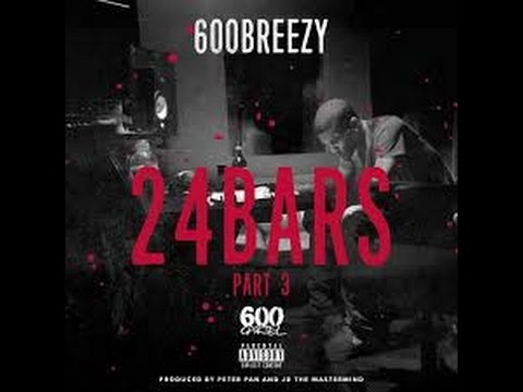 600breezy 24 bars part 3 bass boosted