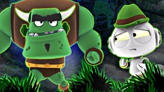 Rob the Robot | Lords Of The Robots | Action Cartoon for Children by Oddbods & Friends