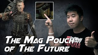 The Mag Pouch of the Future - RedWolf Airsoft RWTV
