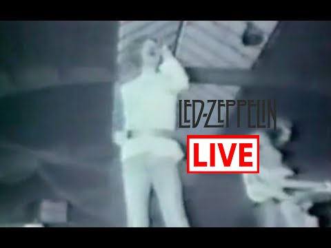 Led Zeppelin-Immigrant song 1972 (Live Video)