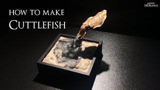 "How to make ""Cuttlefish"" 갑오징어 …"