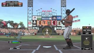 MLB 14 The Show (PS4) Road To The Show Ep. 20 | Starting Over
