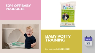 Baby Potty Training 50% Off Baby Products