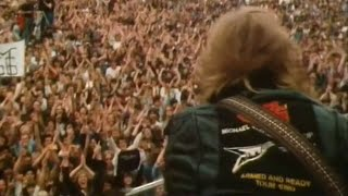 Michael Schenker Group with Cozy Powell live at the 1981 Pinkpop fe...