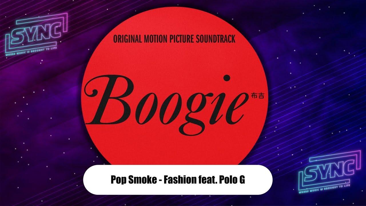 "Pop Smoke - ""Fashion"" feat. Polo G"