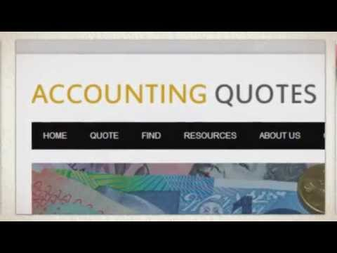 Accounting Quotes | Search, Select & Send | Australia Wide