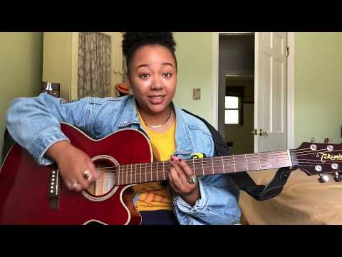 Tori Kelly PYT Acoustic Guitar Tutorial