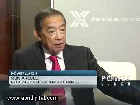 World Federation of Exchanges with Ron Arculli