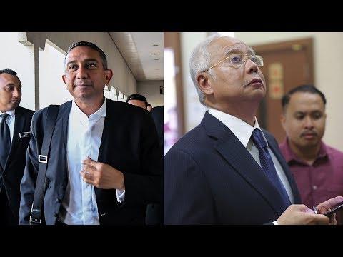 Hafarizam says he will still act as Najib's lawyer