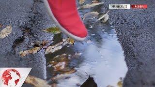 Катастрофический дождь в Новосибирске. HOBOSTI #7-1-1