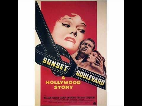 Sunset Boulevard 1950  Suite  Franz Waxman