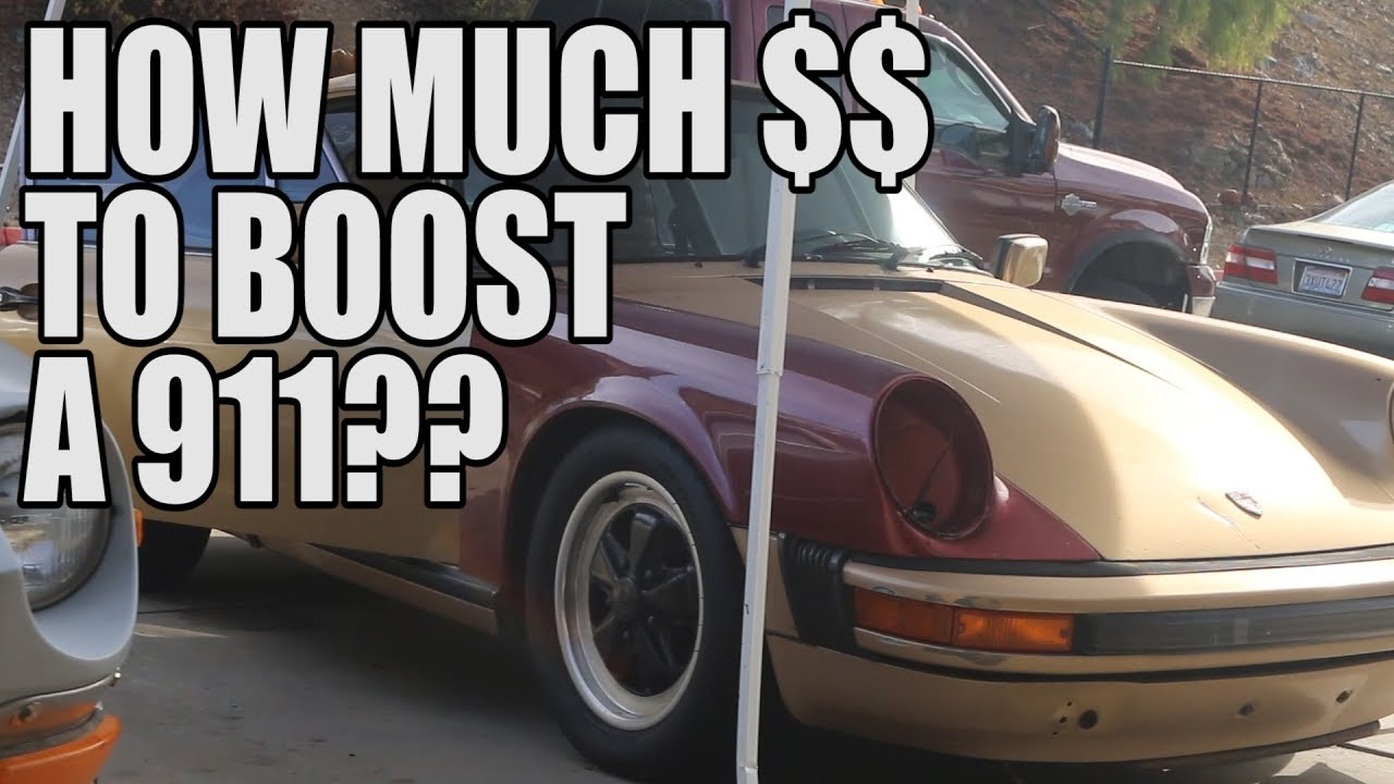 how much does it cost to turbocharge a vintage porsche youtube. Black Bedroom Furniture Sets. Home Design Ideas
