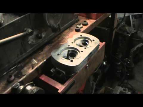 vw valve job