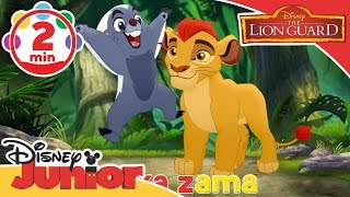 Video The Lion Guard | Zuka Zama Sing-A-Long | Disney Junior UK download MP3, 3GP, MP4, WEBM, AVI, FLV November 2017