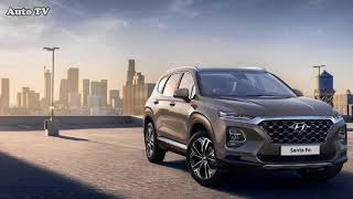 2019 New Hyundai Santa fe  Interior & Exterior - Hyundai Kona