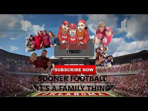 SOONER FOOTBALL - IT'S A FAMILY THING