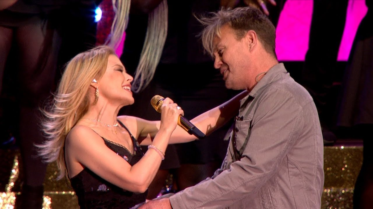 Download Kylie Minogue feat. Jason Donovan - Especially For You (Radio 2 Live in Hyde Park 2018)