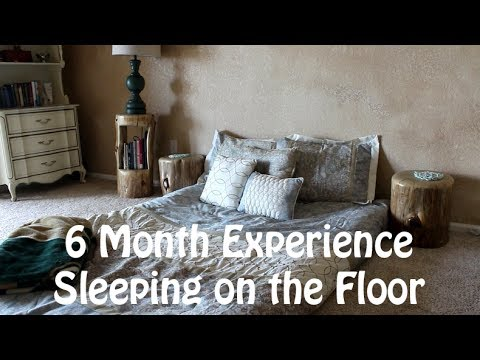 Japanese Futon 6 Month Review