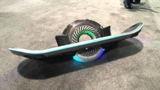 La hoverboard mas parecida a volver al futuro que vimos en CES 2016
