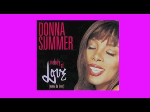DONNA SUMMER   MELODY OF LOVE WEST END RADIO MIX