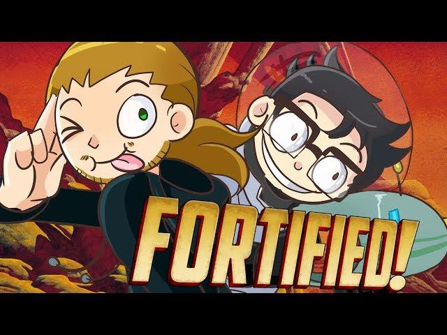 Fortified w/ Friends   How to Troll Friends?   Big Aliens?! #2